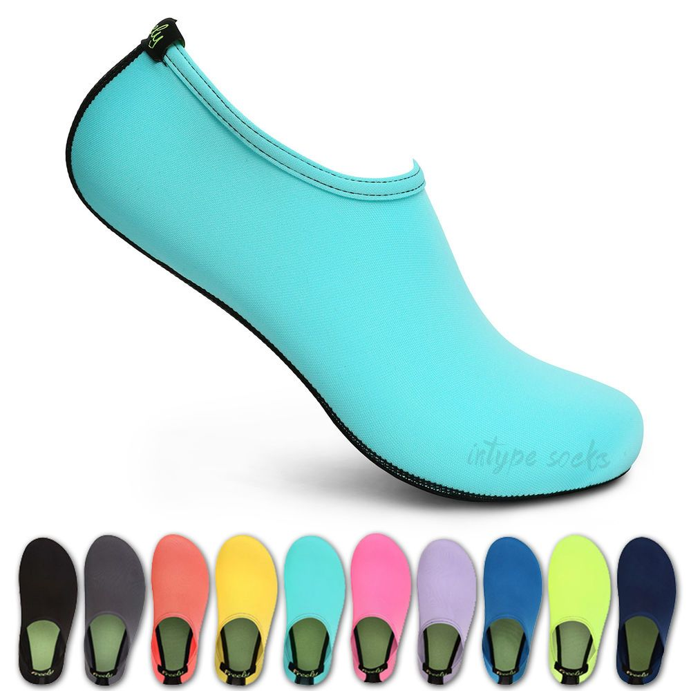 9891cd3412a8 Freely SKIN shoes AQUA WATER socks BEACH YOGA AEROBIG SURF MADE IN KOREA AU   Freely