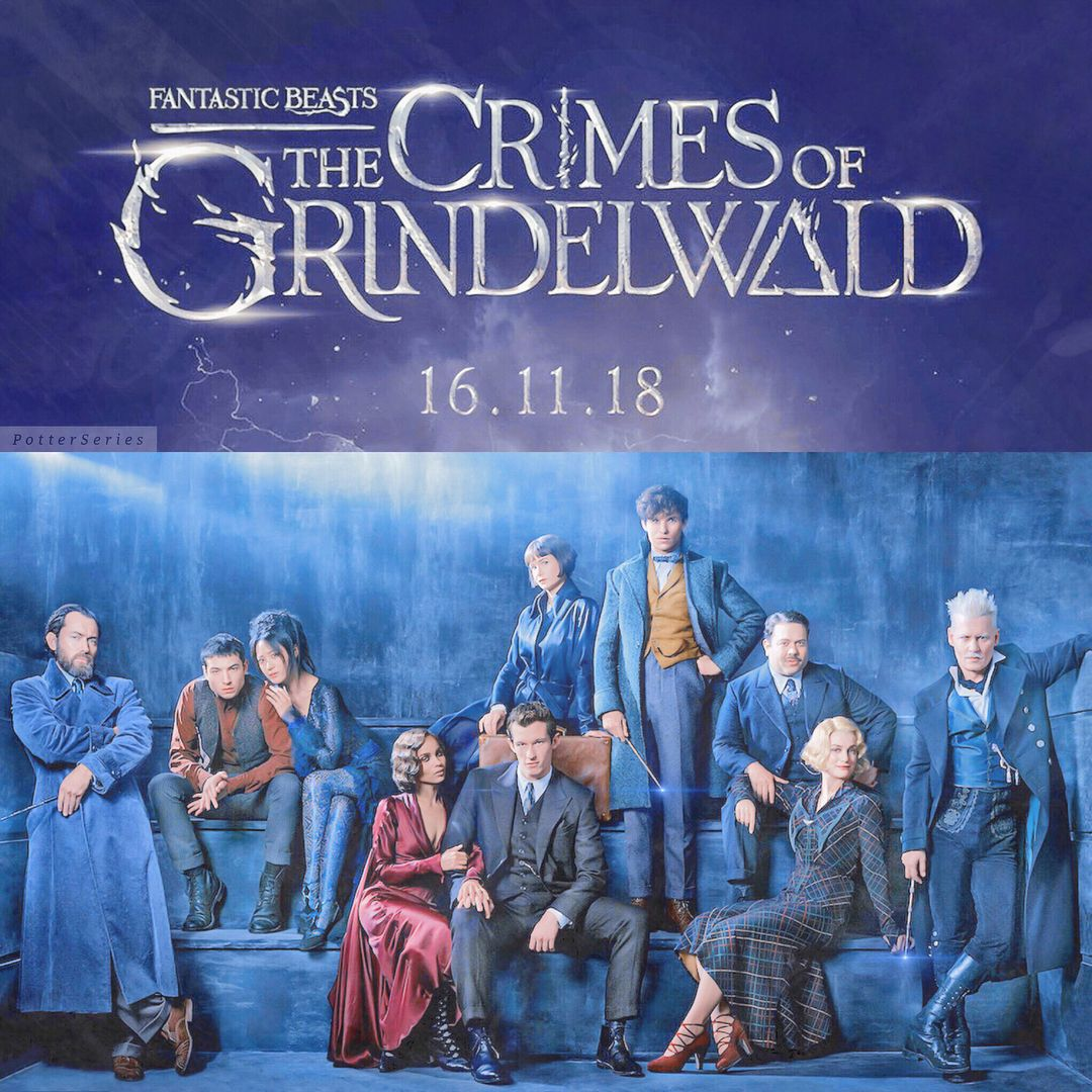First Look At The Cast For Fantastic Beasts The Crimes Of