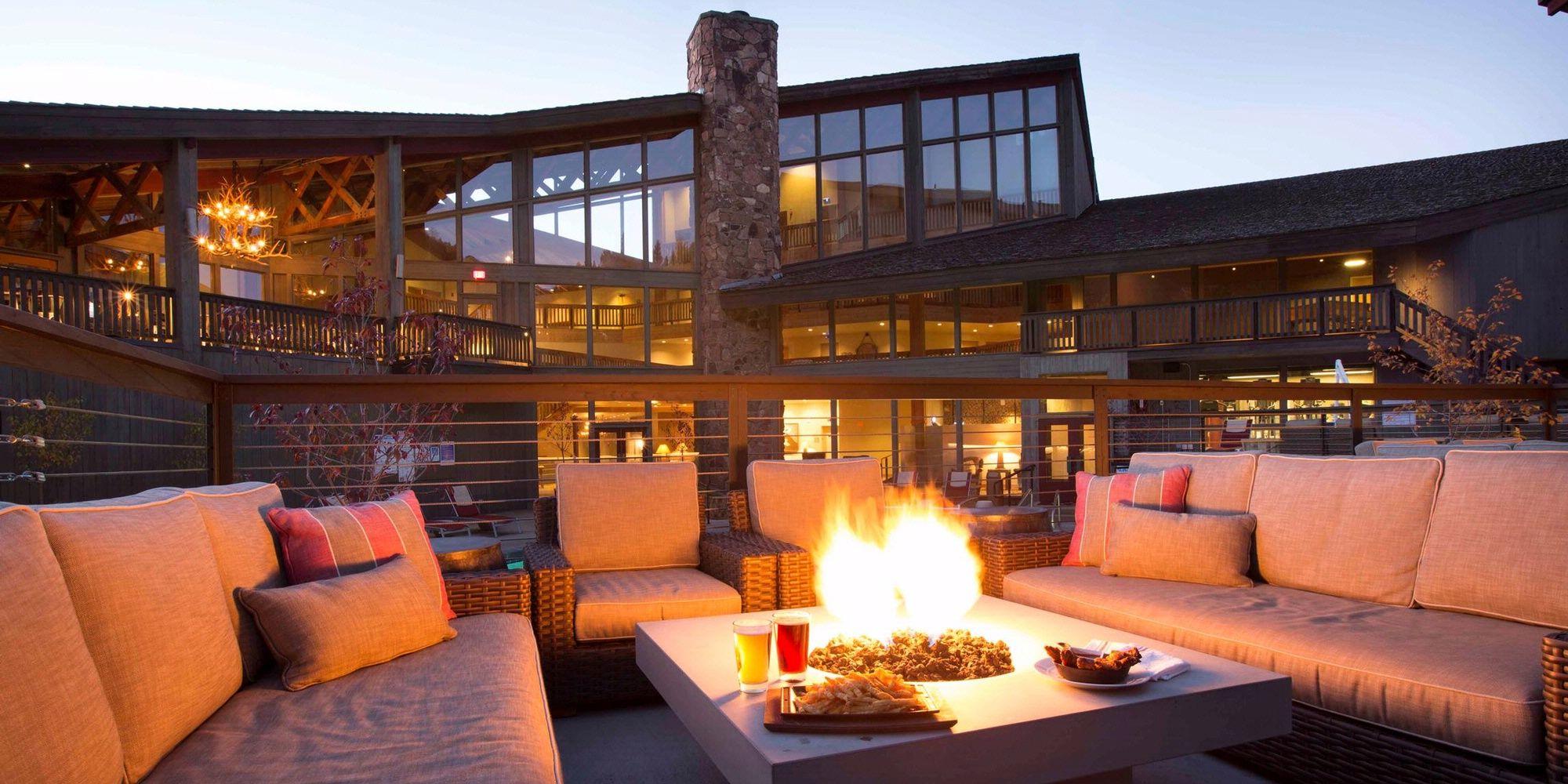 Jackson Hole Hotels | Snow King Hotel Resort Jackson Hole