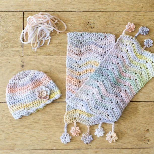 gon' make it / langyarns_nl - milacolor babymuts haken - gehaakte