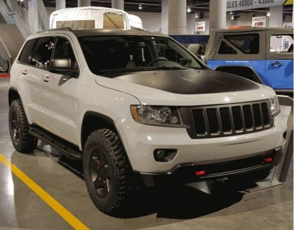 Pin By Alex Crandall On Jeep Grand Cherokee Limited Suv Big Man