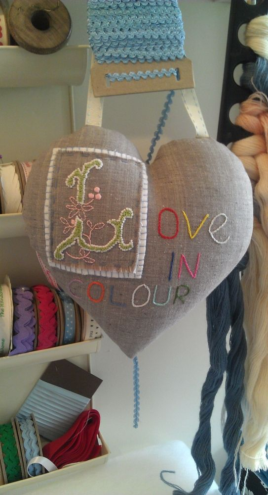 LOVE IN COLOUR £28.00