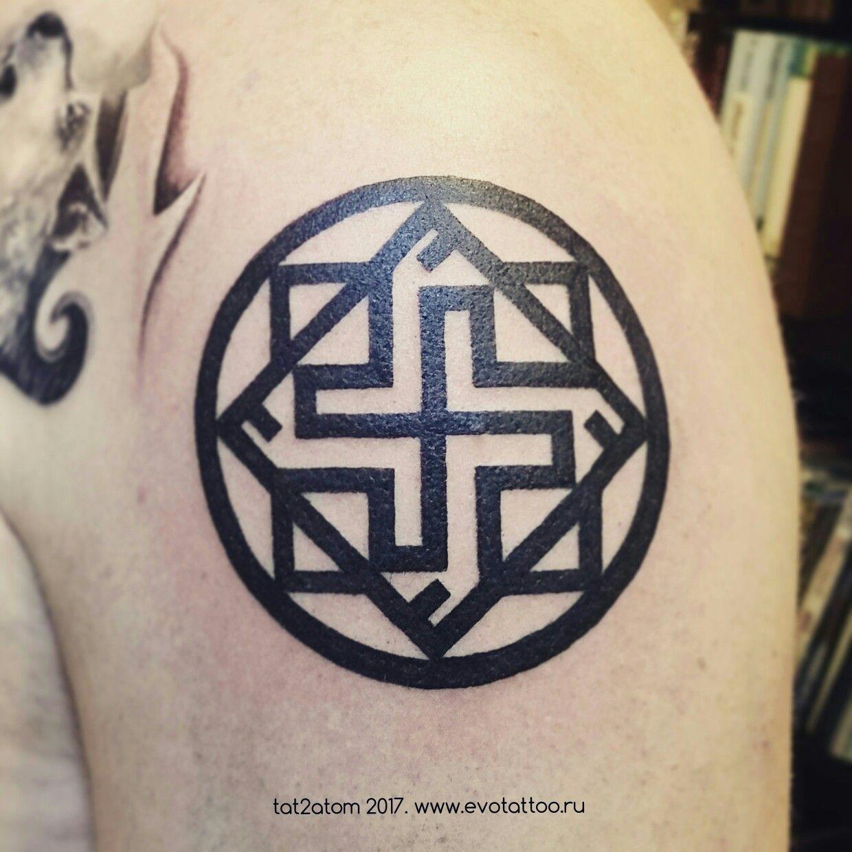татуировка символика валькирия славянский оберег валькирия