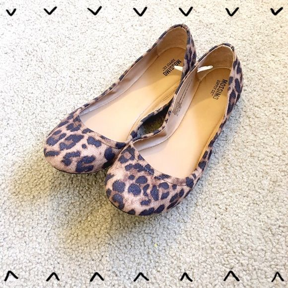 ✨NEW MOSSIMO LEOPARD FLATS✨ | Leopard