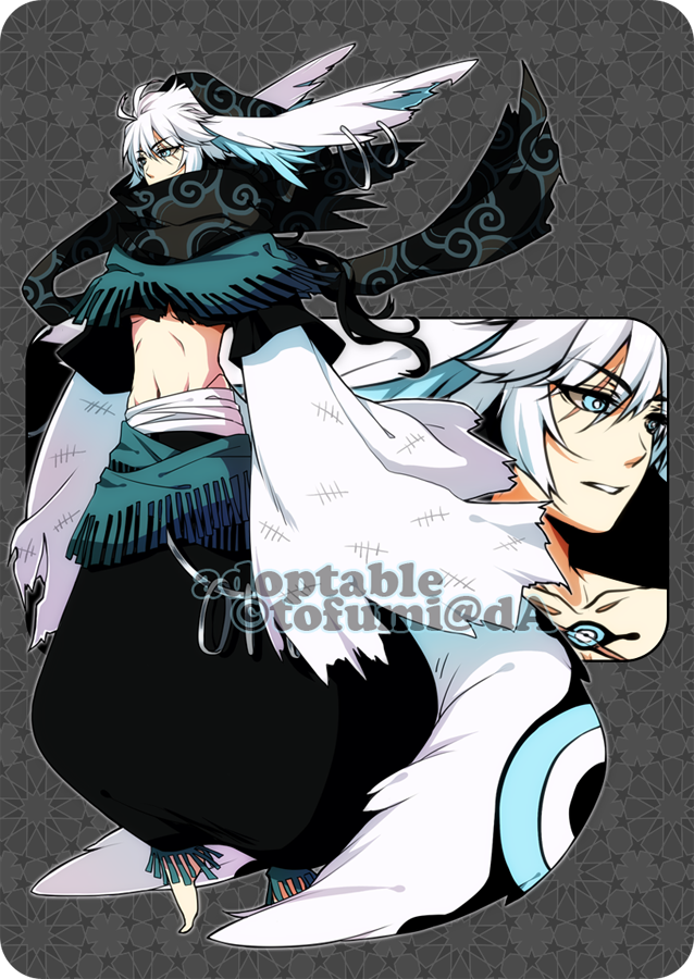 Adoptable: Hayal Species 09 [CLOSED] by tofumi on DeviantArt