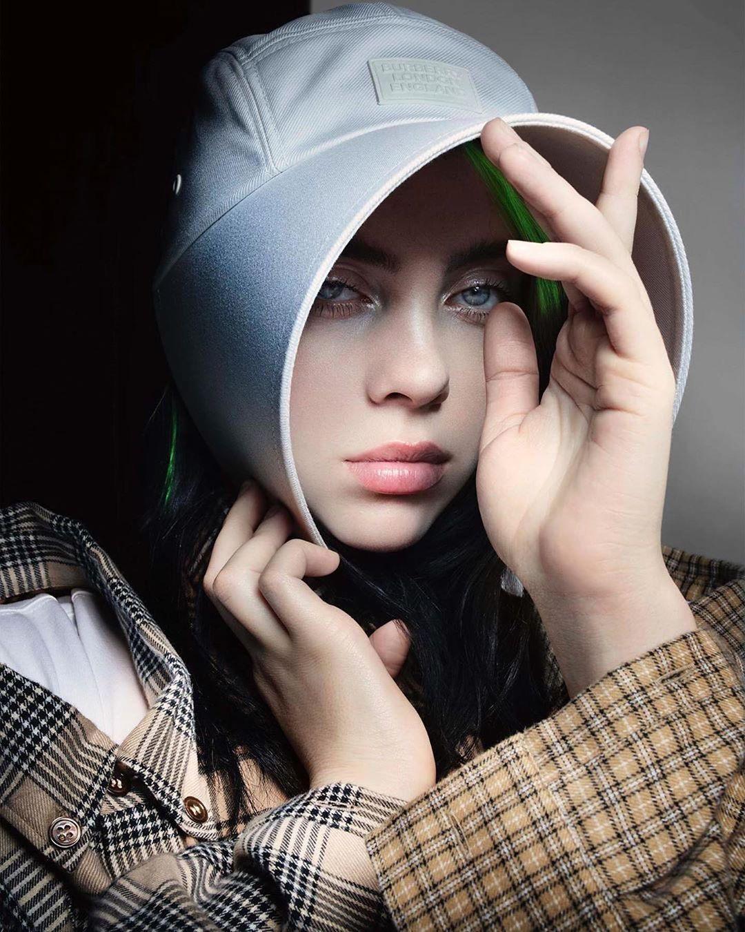billie eilish for Vogue China