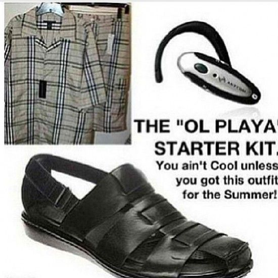 Even More Hilarious Starter Pack Memes Part 2 (12 Photos)