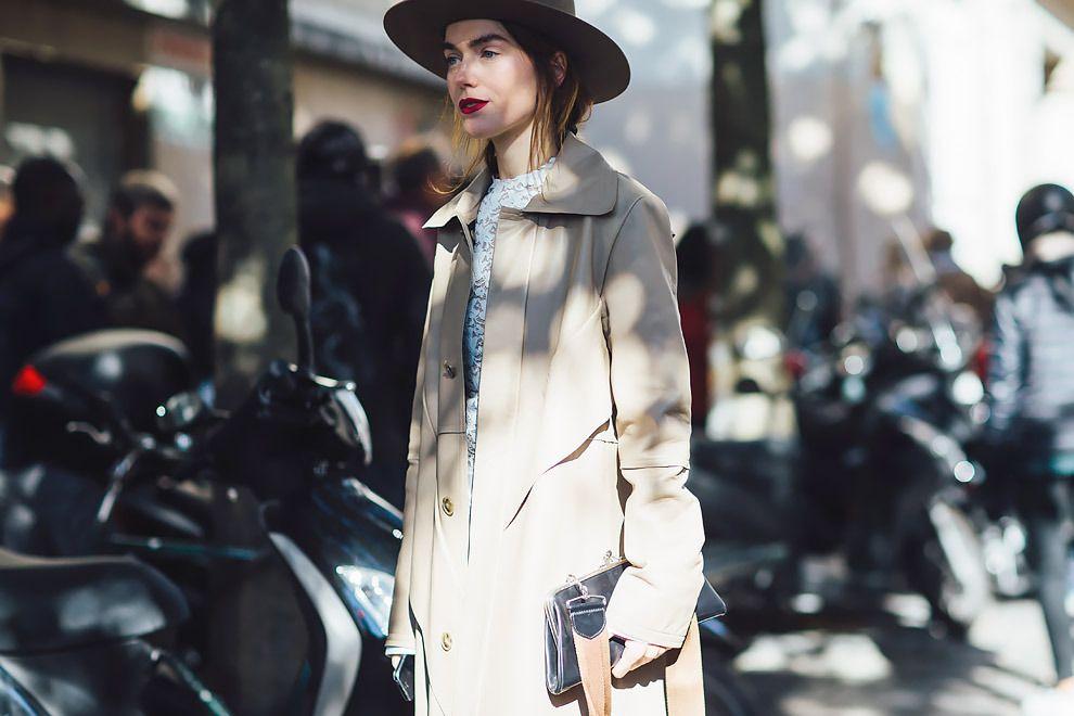 Streetstyle на Неделе моды в Париже. Часть 1 | Мода | VOGUE
