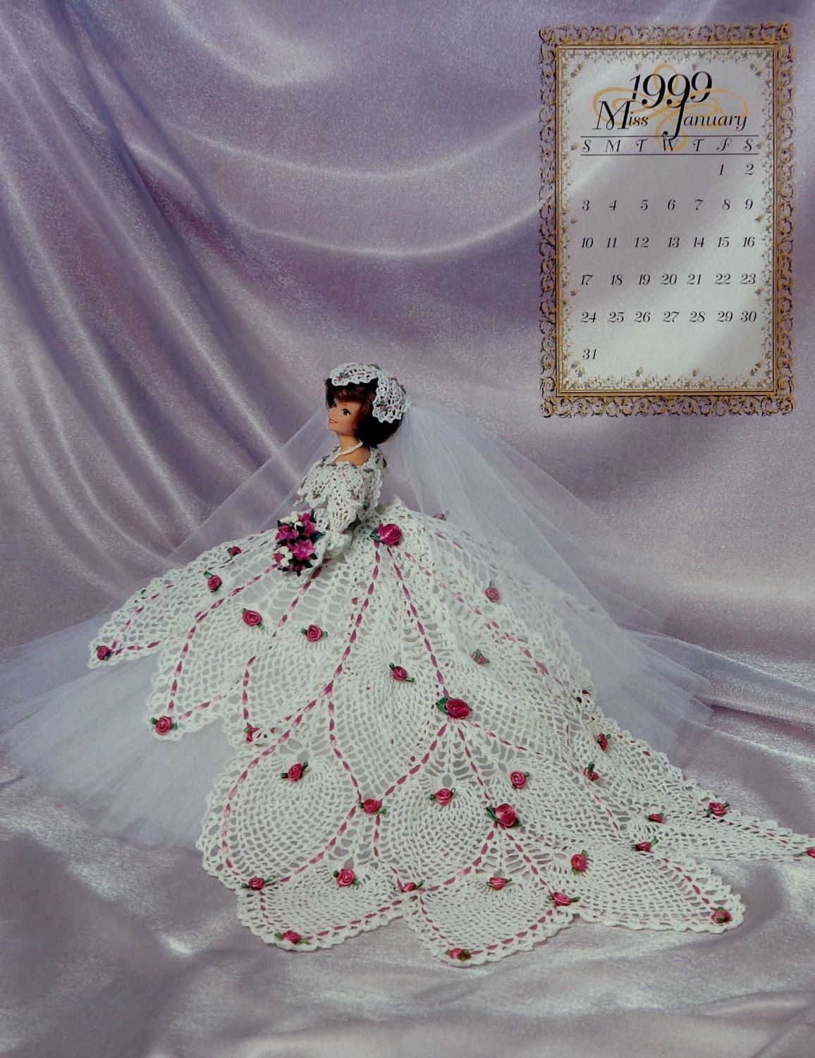 Annie\'s Attic Master Crochet Series Bridal Dreams Gowns Collection ...