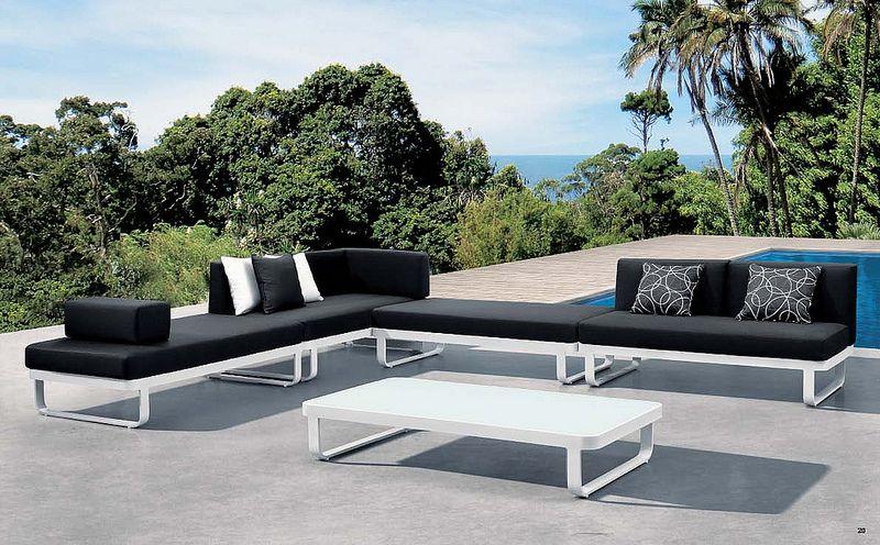 Modular Austin Aluminio Muebles De Exterior Pergolas Modernas