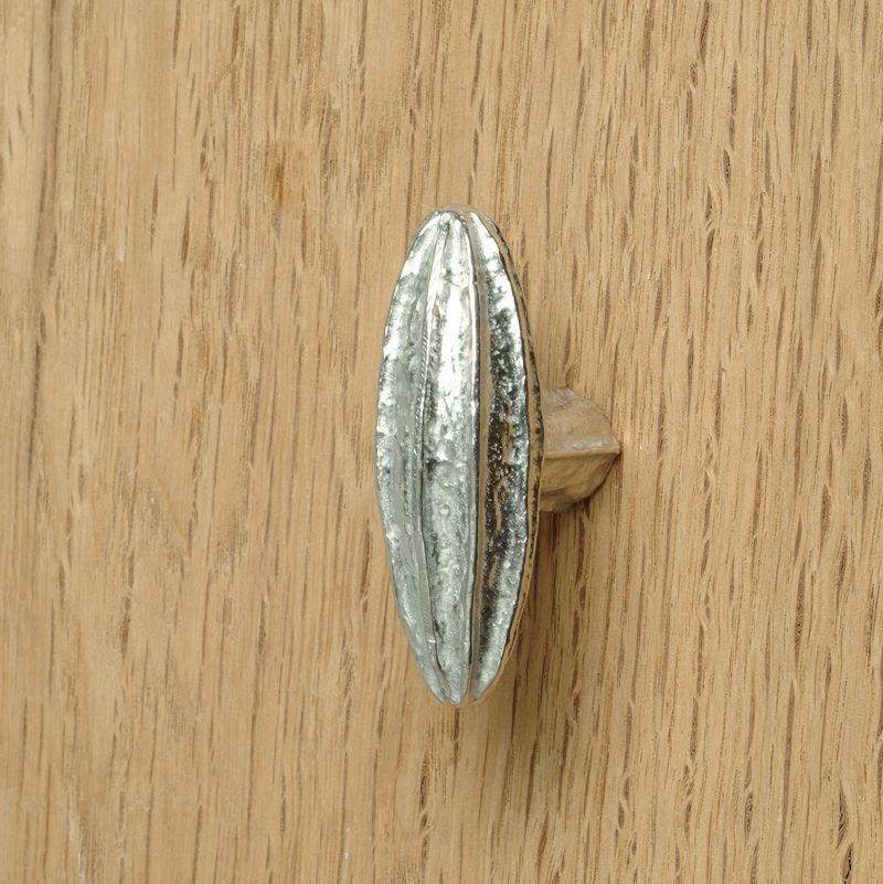 pod seed pod cupboard handle kitchen door handles drawer pulls uk