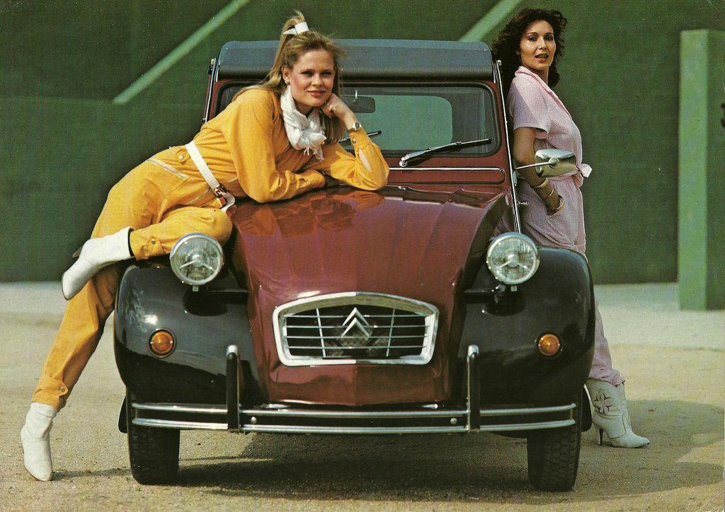 Design Is Fine Citroen 2cv Citroen Car Girls