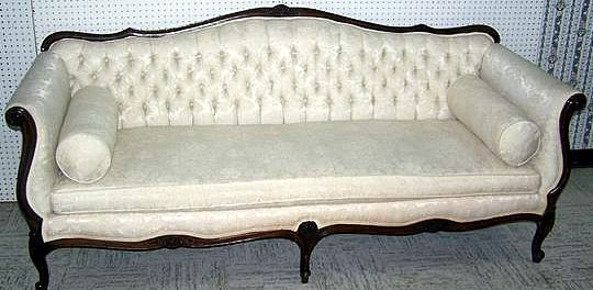 Good Antique Sofa Styles | SOLD] Antique Queen Anne Style Sofa And 2 Chairs U2013  Atlanta Antique .