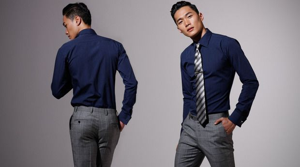 1d7ed9fbfb580 Una marca para trajes de hombre que recomendamos es Indochino ...