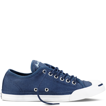 ca3f5e09e771 Converse - Jack Purcell Low Profile Slip -Navy - Slip