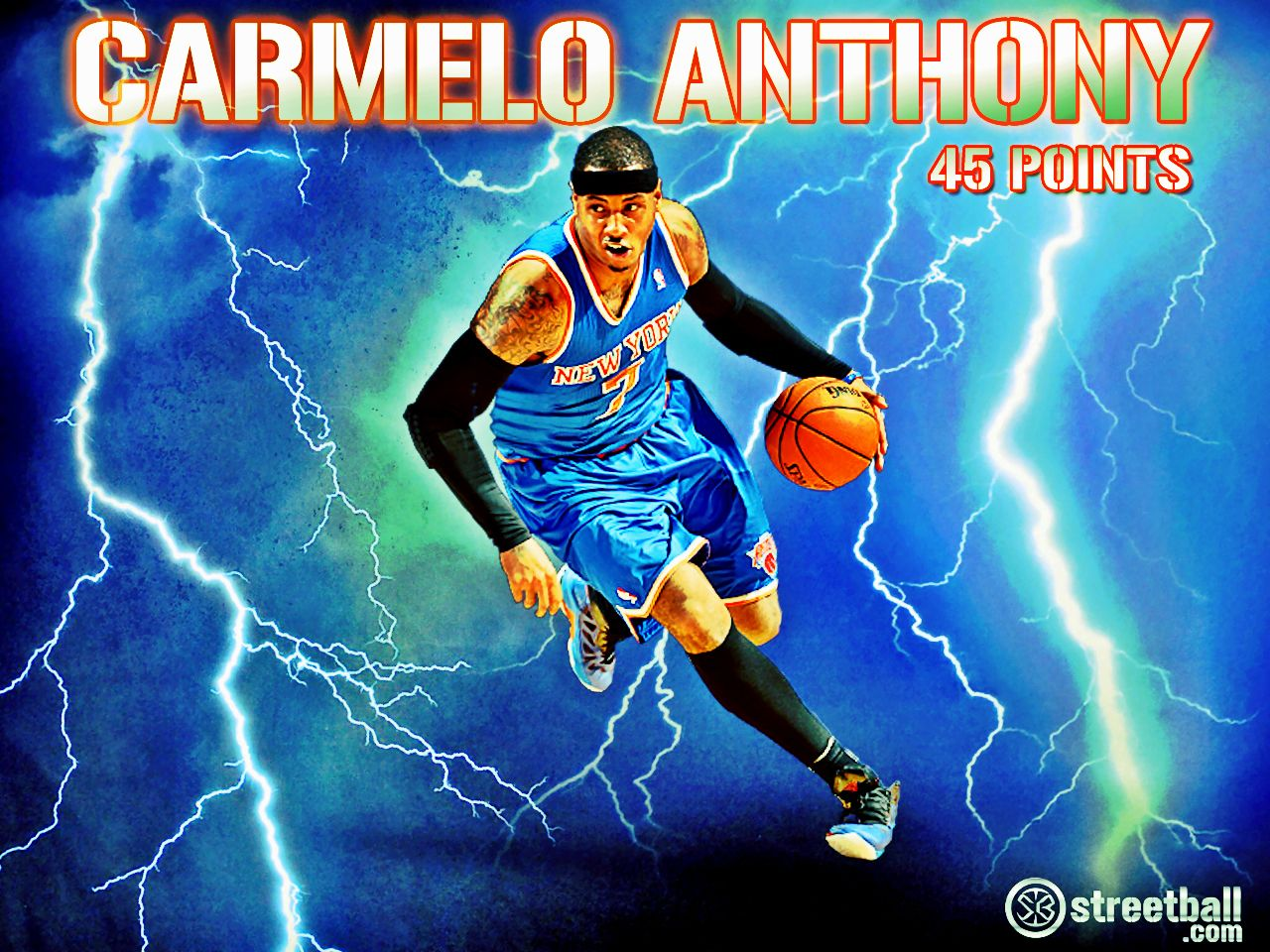 Carmelo anthony new york knicks 45 points nba wallpaper on carmelo anthony new york knicks 45 points nba wallpaper on streetball voltagebd Images