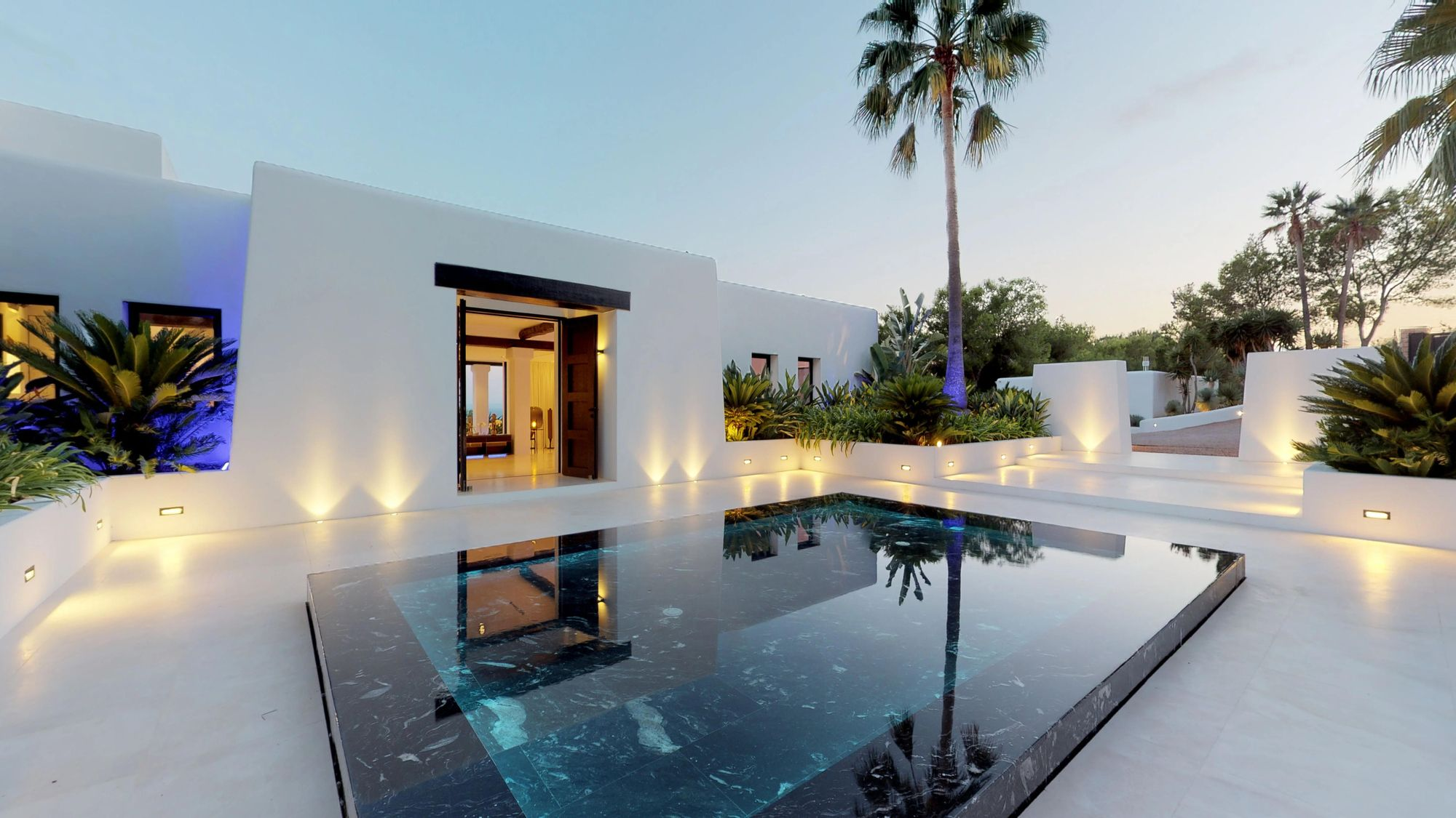 Virtual 360 ° Tours Luxury Real Estate Mallorca and