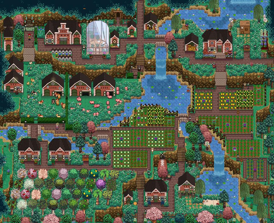 My Dutch Farm Spring Year 3 What Do You Guys Think