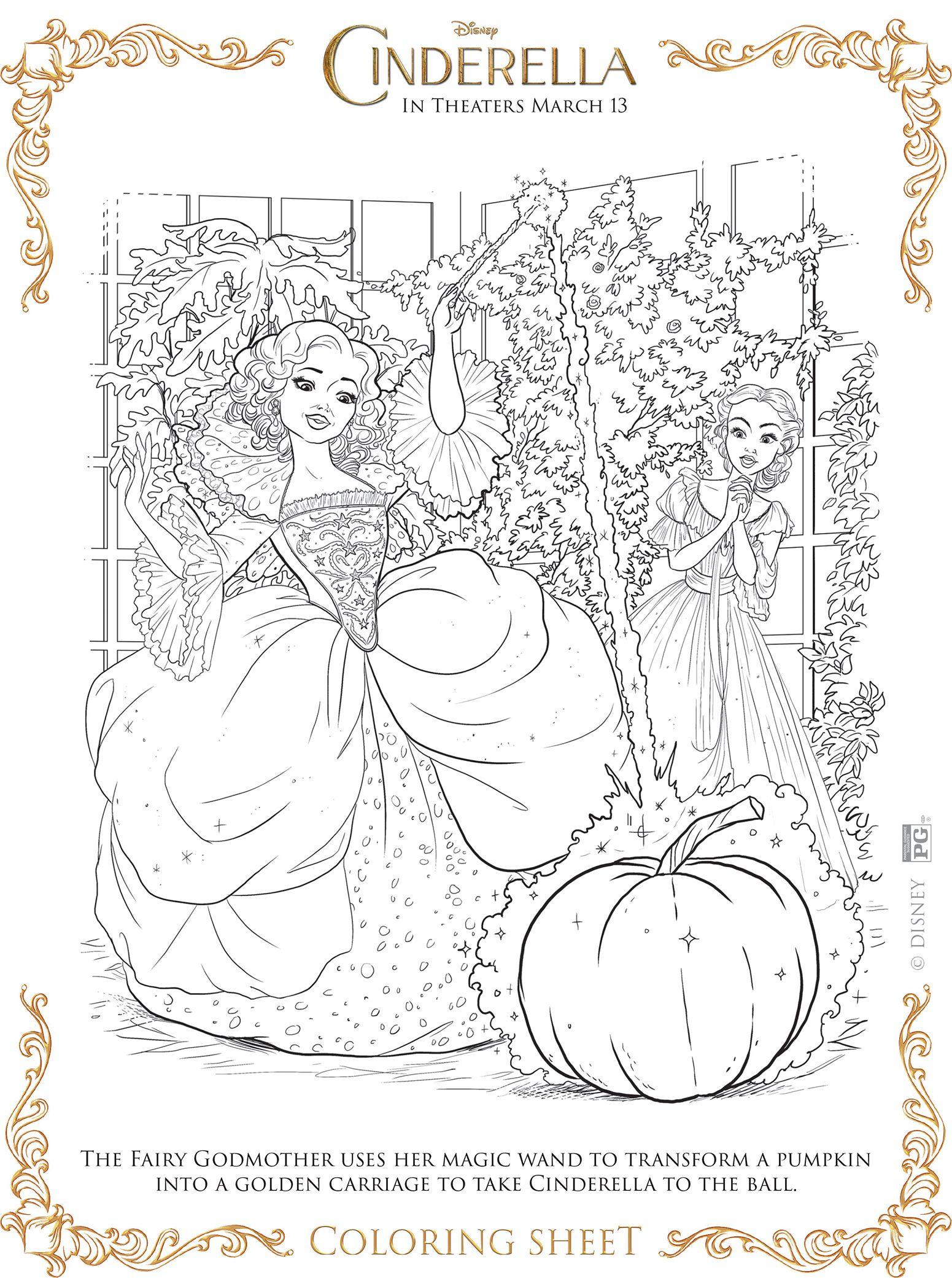 Cinderella Printables Other crafts