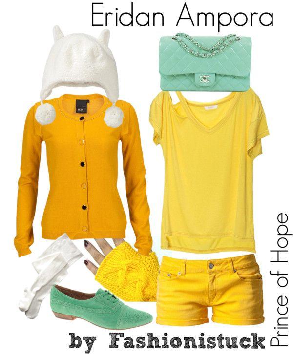 Eridan Ampora: Prince of Hope | Homestuck fashion, Fashion ...