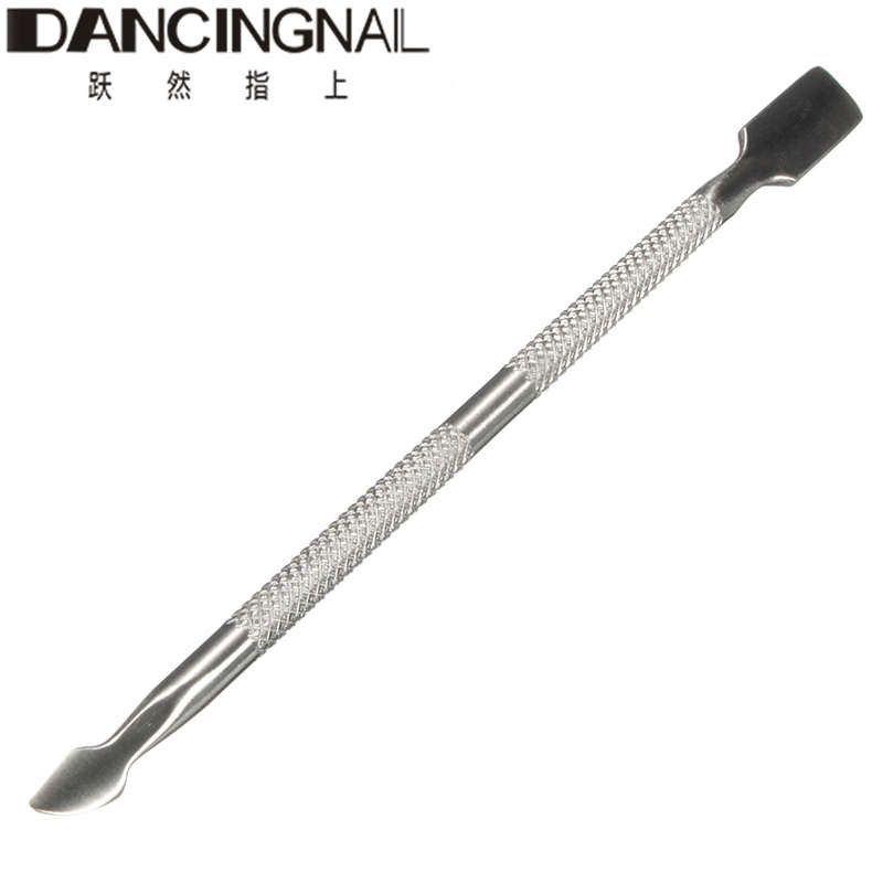 1pcs High Quality Stainless Steel Nail Cuticle Pusher Manicure ...