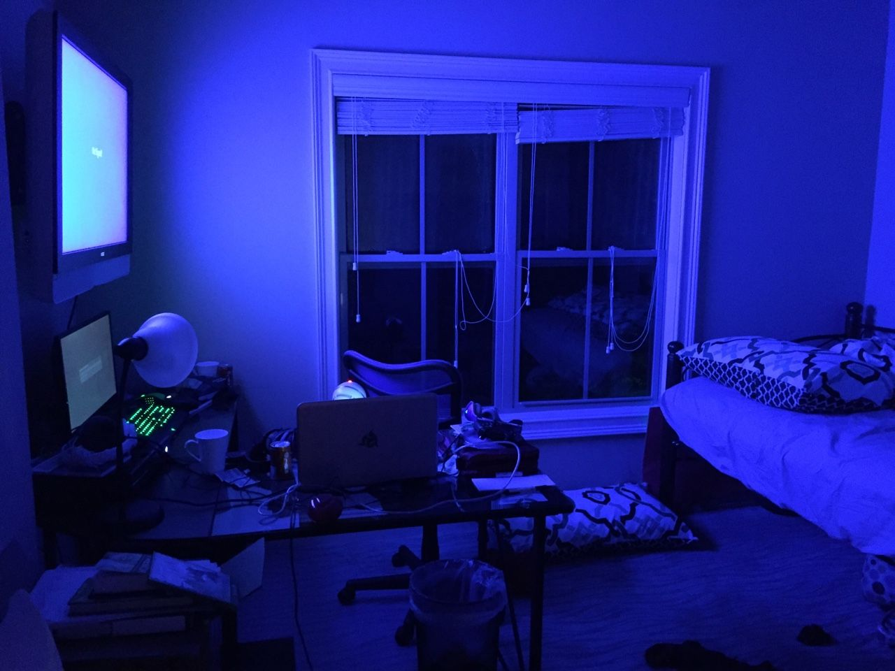 Cold Dreams Light Photography Cool Lighting Art Artistic Neon Aesthetic