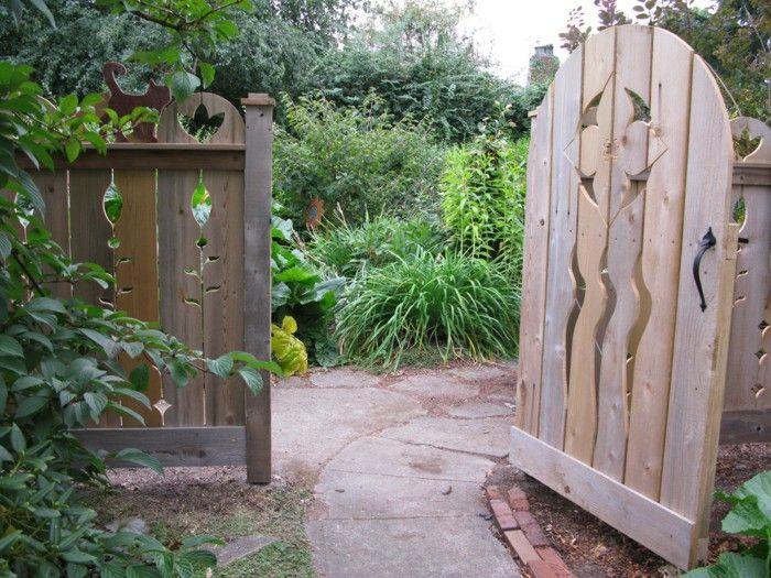 Gentil Wooden Garden Gates Garden Design Garden Way