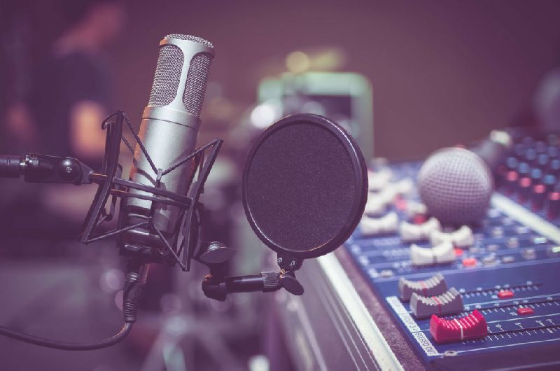 Voice Over industry in India - Creative thinks media studio