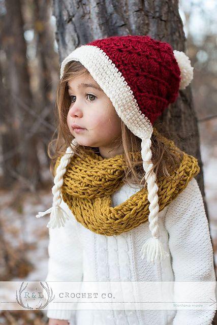 Frieda Slouchy Crochet Hat pattern by La tienda de Paloma | Gorros ...