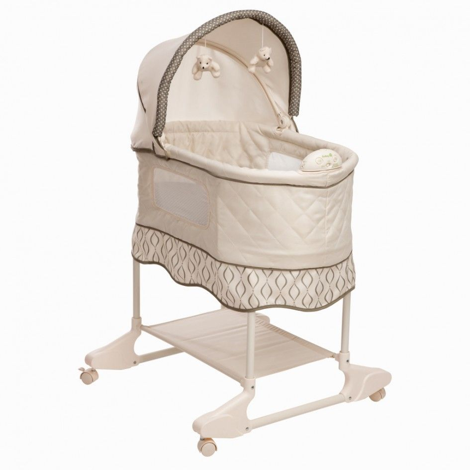 baby bassinet | Baby Nursery | Pinterest