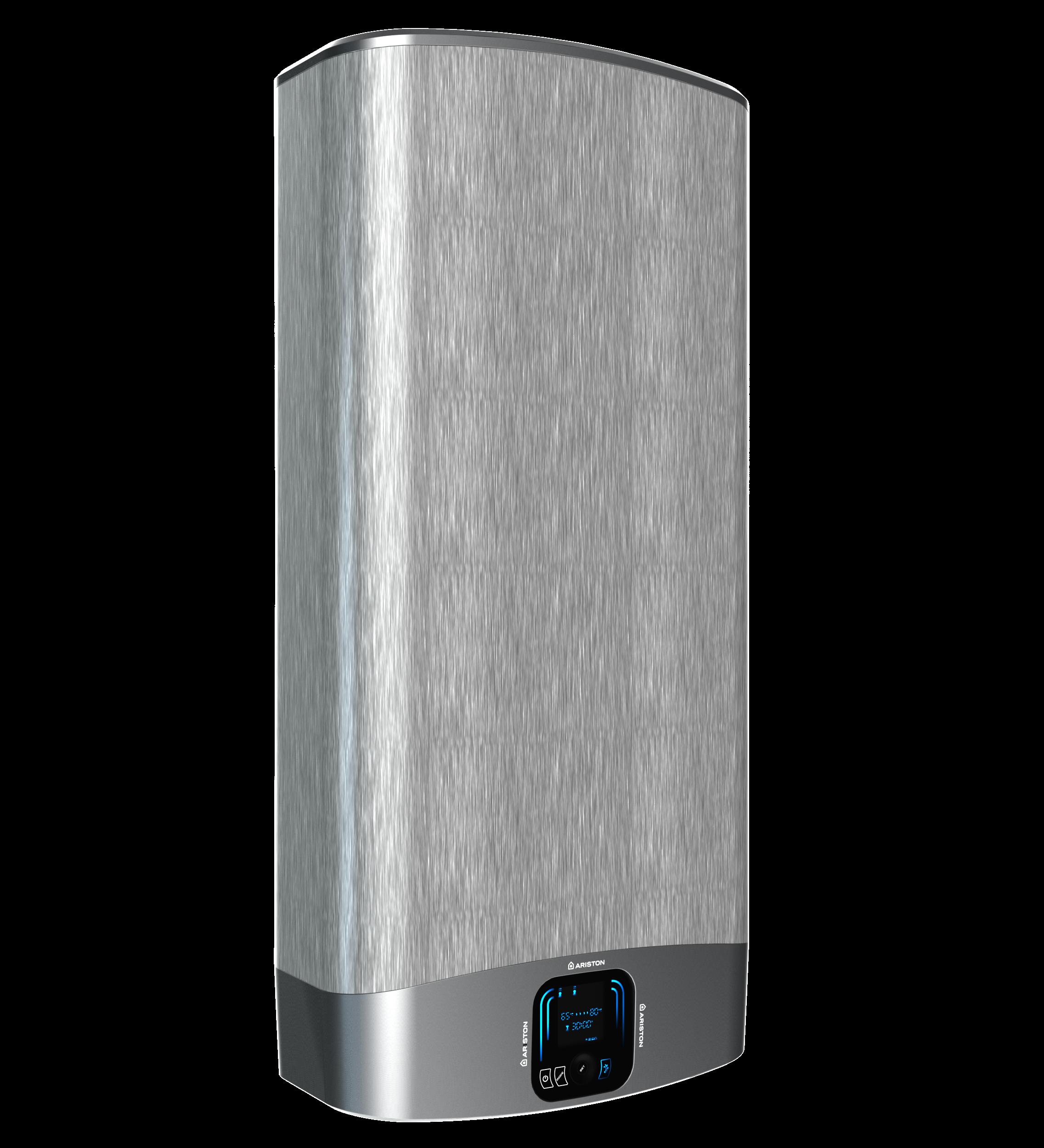 velis evo plus le chauffe eau pact gris aluminium pour s