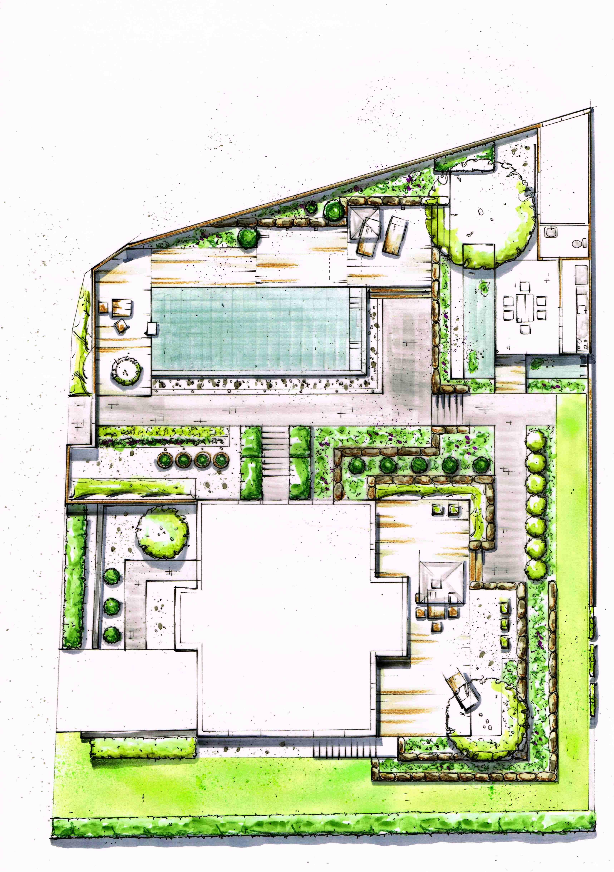 Designs | RENDERS, SKETCHES & MODELS | Pinterest | Gartenplanung ...