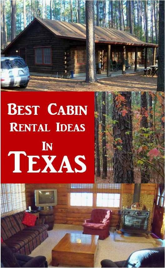 The Piney Woods Area In East Texas Is A Beautiful Setting For A Cabin  Rental Getaway