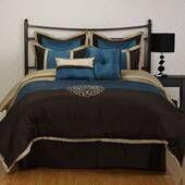 Photo of Lorraine Floral Reversible Comforter Set