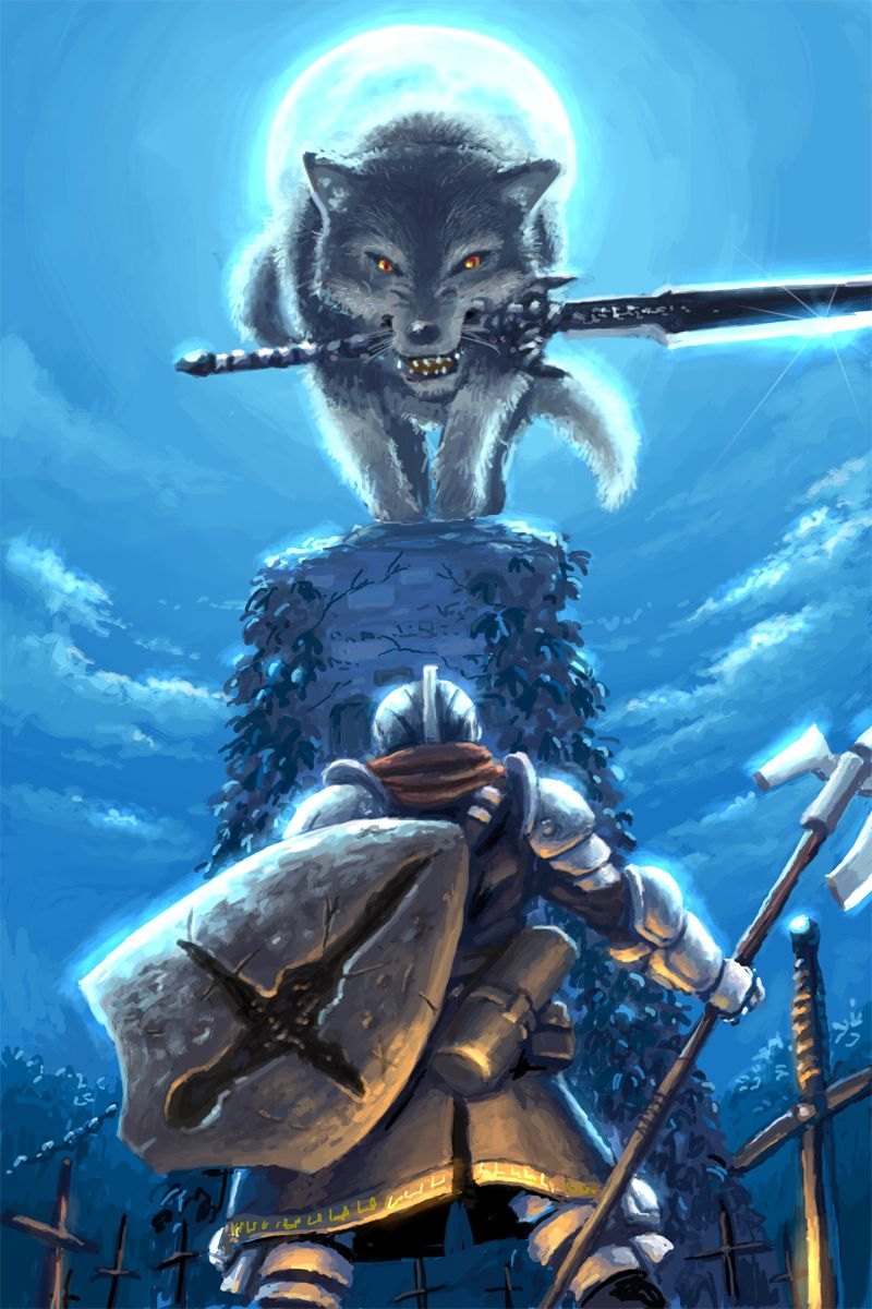 If you were a boss from Dark Souls....who would you be? 3994e136f81ec8a89ecd44eb3f38299b