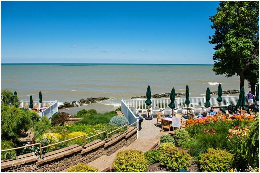 wedding venues on lake erie unique wedding ideas