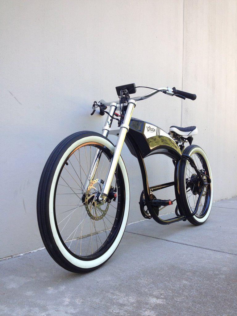 033ca8e635b Custom Cruiser | Electric Street Bike | Bikes | Bike, Electric ...