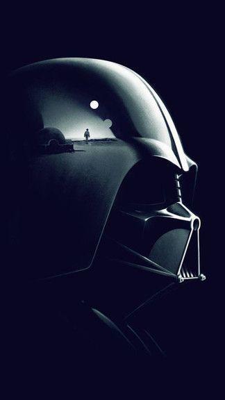 Star Wars Alternative Poster Iphone 6 6 Plus Wallpaper Star Wars Illustration Star Wars Art Star Wars Poster