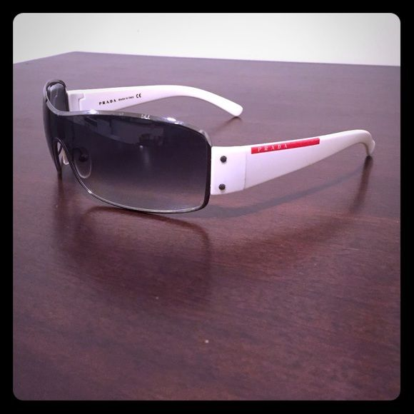 b34a0032606 ... order prada sps52e sport sunglasses listed is a pair of authentic prada  sunglasses. they are