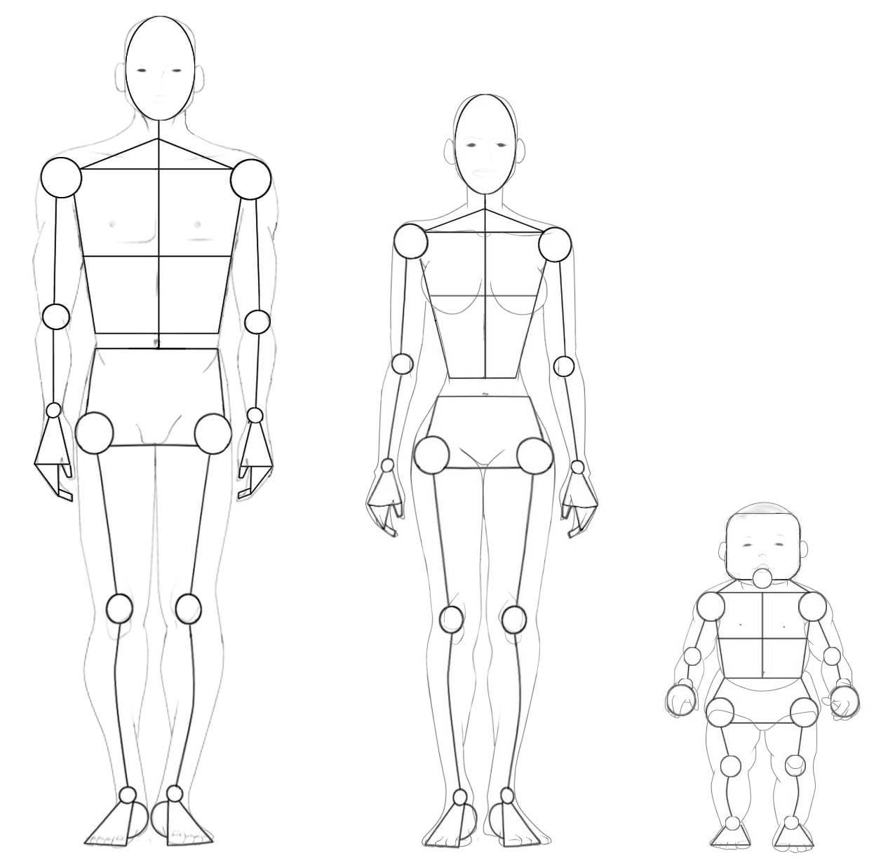 stick+figures.jpg (1276×1227) | cours dessin des mangas | Pinterest ...