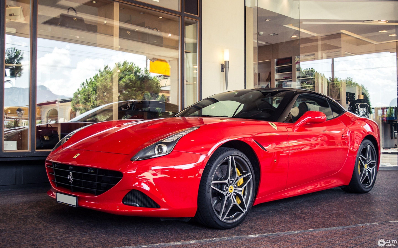 How Much Will 2019 Ferrari California T Price Cost Ferrari California T Ferrari California Ferrari