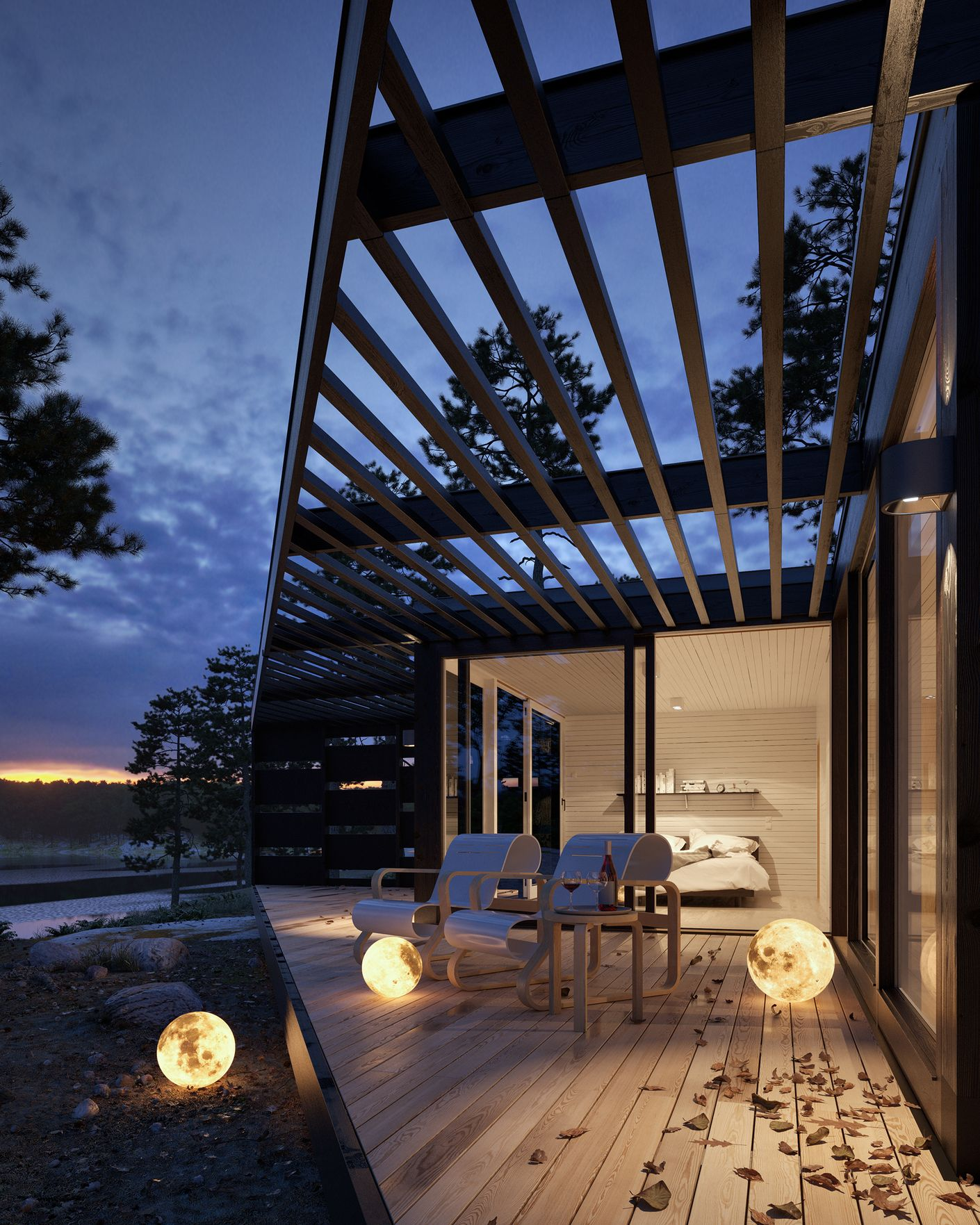 Gallery – Rendered With V-Ray For SketchUp