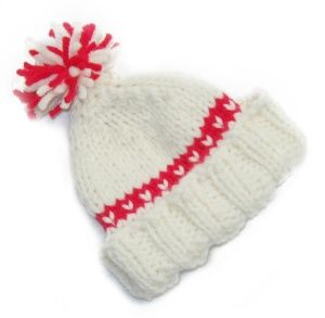 Free knitting pattern 60072 queen of hearts preemie newborn hat free knitting pattern 60072 queen of hearts preemie newborn hat lion brand yarn company dt1010fo