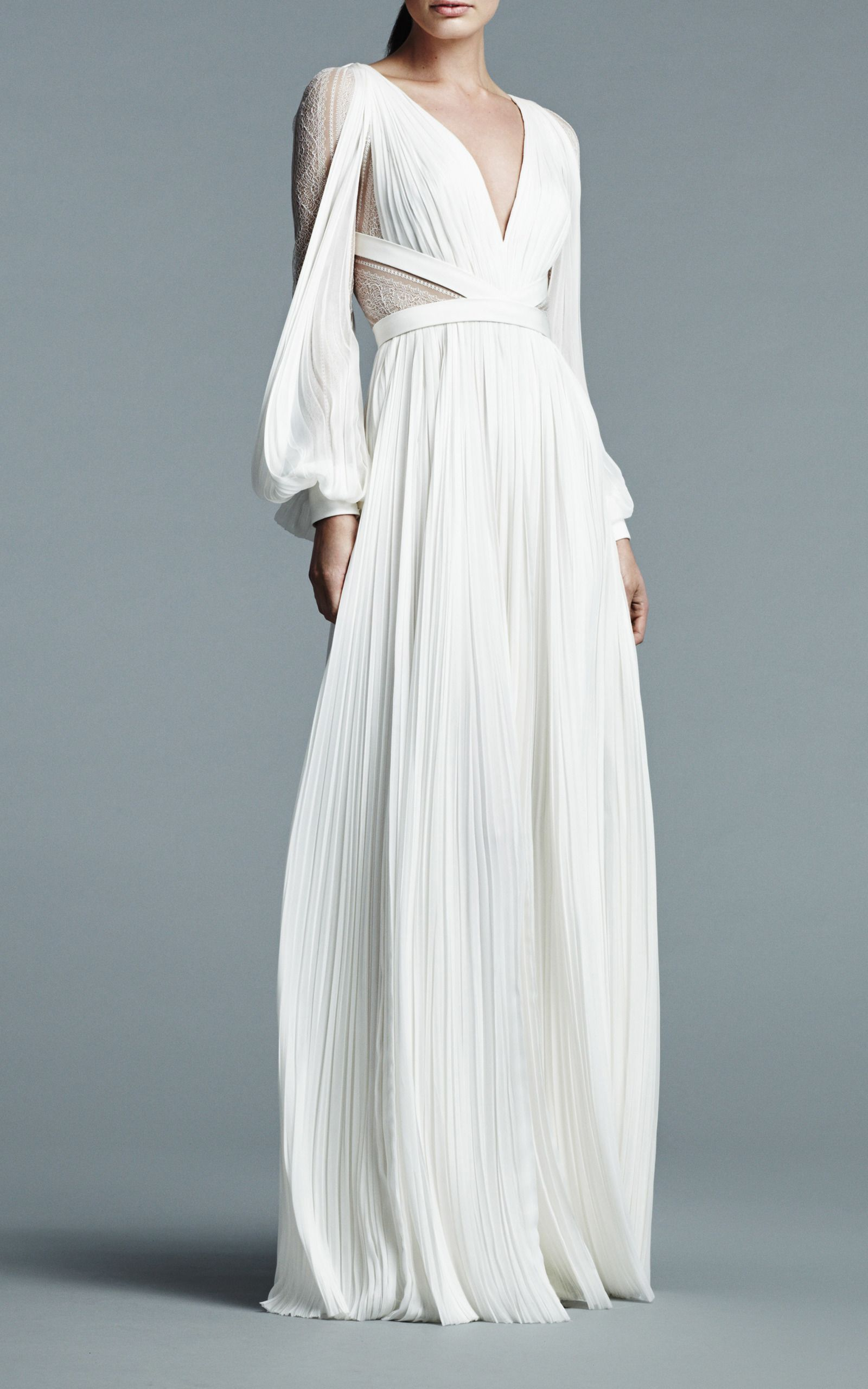 The Camilla by J. MENDEL for Preorder on Moda Operandi | Dresses ...