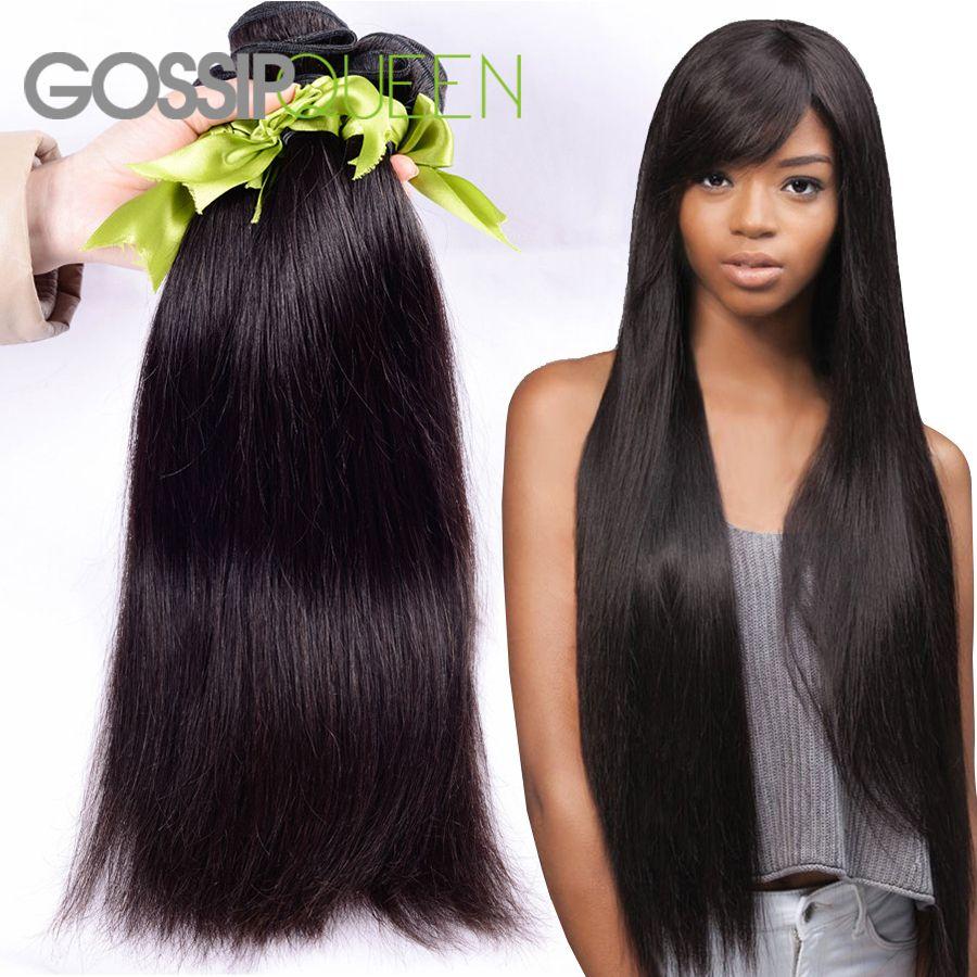 42% OFF! 6A Brazilian Virgin Hair Straight  8-30inch Hot Selling Queen Hair Products Brazilian Straight Hair 3pcs Cheap Human Hair Weave -- Shop now on http://s.click.aliexpress.com/e/FieUfMRje