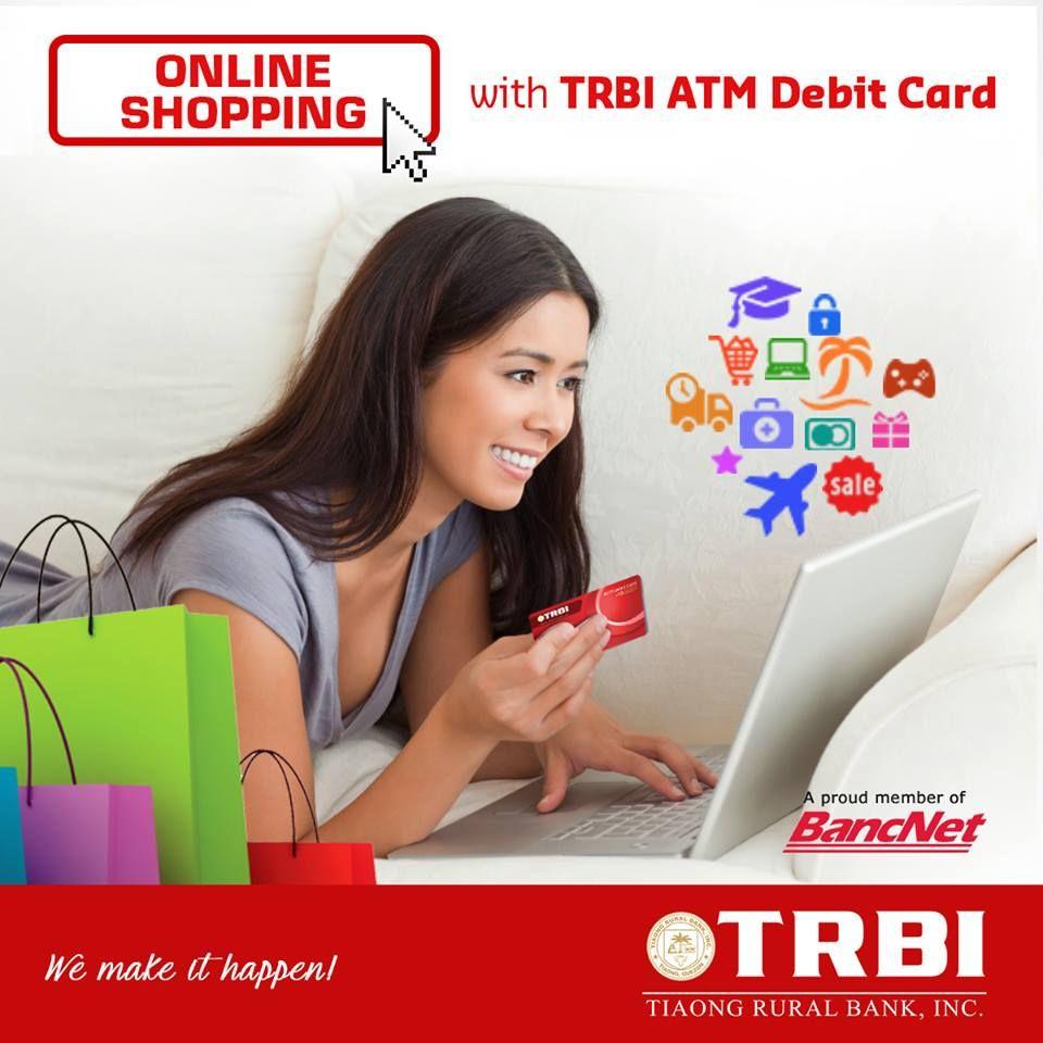 Pin on ATM Debit Card