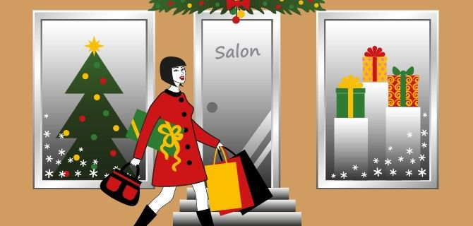 Holiday Marketing Plans for Salons & Spas