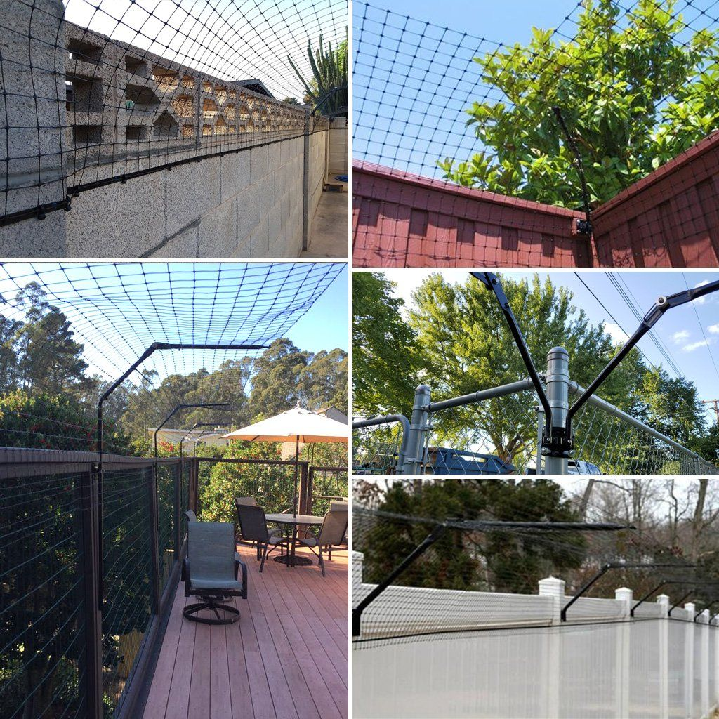 Existing fence conversion system kit for cats in 2020