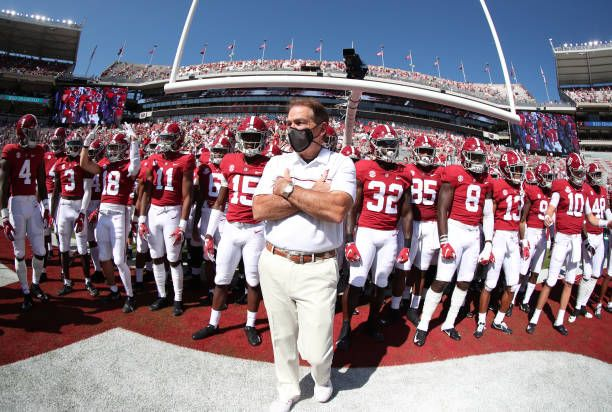Alabama Crimson Tide Football 2020 Pictures and Ph