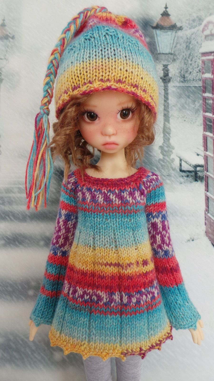 DOLLMORE 1/4 BJD clothes outfits MSD SIZE - Moonshine